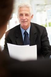 Entretien employeur et candidat