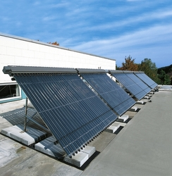 capteur solaire supraconducteur