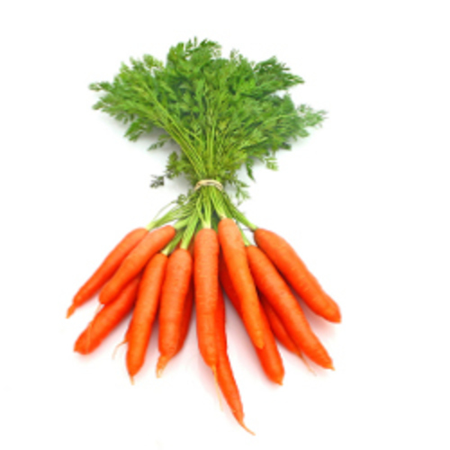 Enlever une tache de carotte