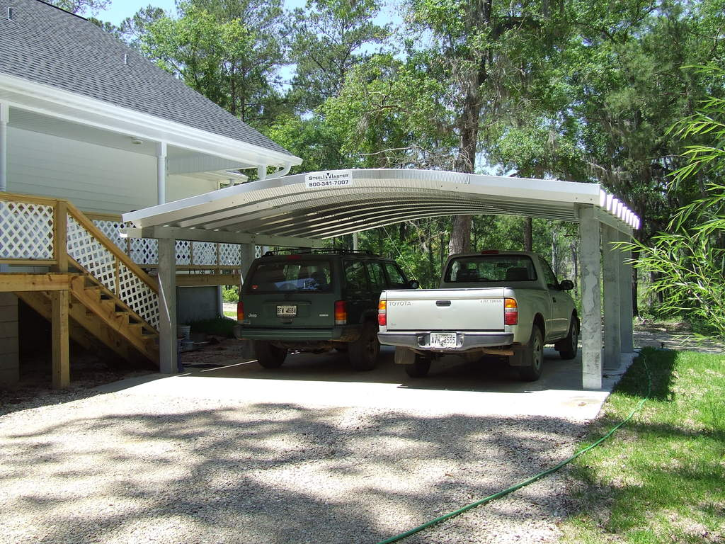 Portable Metal Carports: Carports for sale Free delivery Carports attached to house pictures