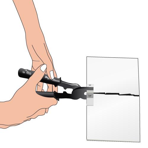 couper du carrelage - carrelage - Faire Une Decoupe Dans Un Carrelage