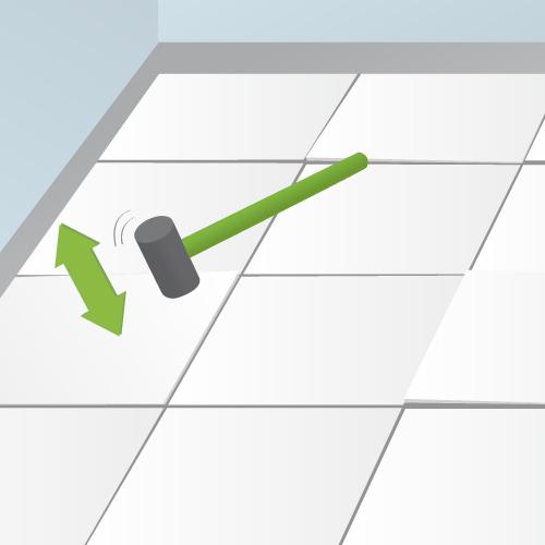Primaire D Accrochage Sur Carrelage Existant Simple Dont Tout - Élégant carrelage qui sonne creux