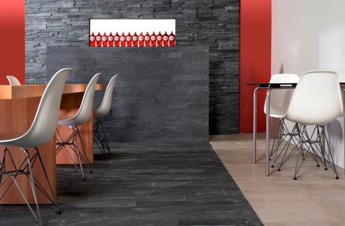 carrelage ardoise caract ristiques pose et prix ooreka. Black Bedroom Furniture Sets. Home Design Ideas