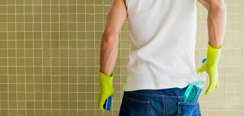 Nettoyage joints de carrelage comment les nettoyer - Nettoyage carrelage acide chlorhydrique ...