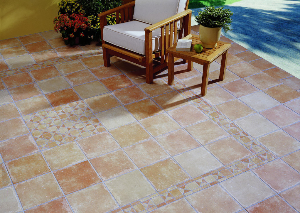 Attractive Carrelage Pour Terrasse