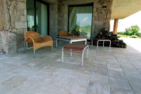 Dalle Pour Terrasse Extrieure Carrelage Pierre Naturelle Exterieur Images  About Dalles Ext.