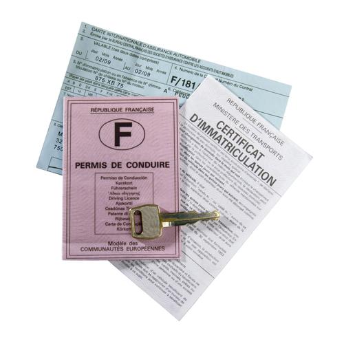 Changer l'adresse d'un certificat d'immatriculation