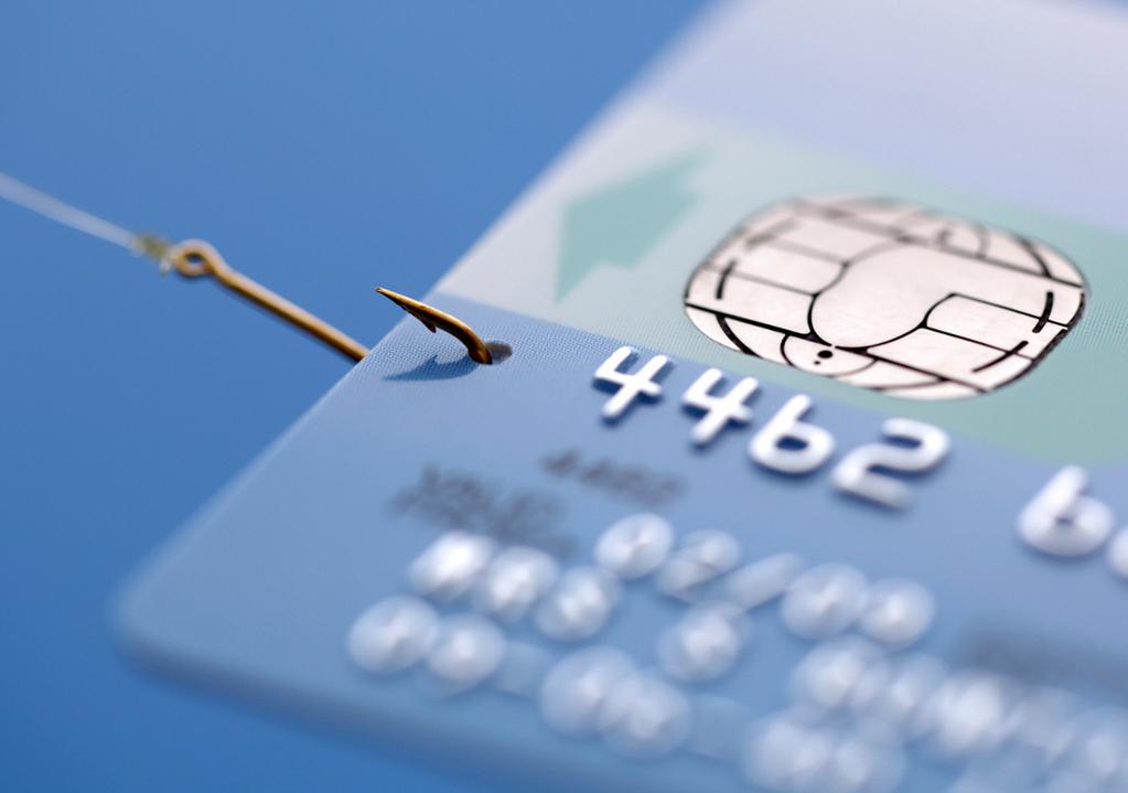 Vol d'une carte bancaire