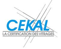 Logo Certification Cekal