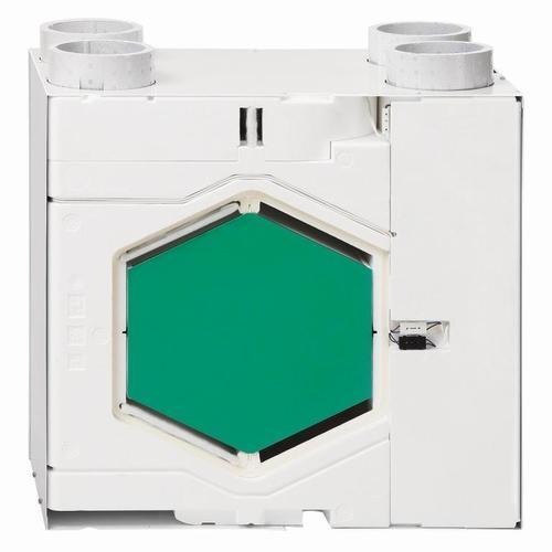 Centrale VMC double flux à récupération d'énergie
