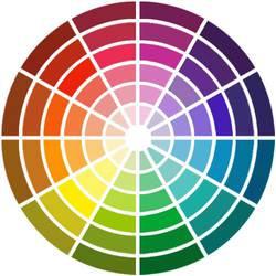 Cercle chromatique et choix des couleurs ooreka - Couleurs opposees cercle chromatique ...