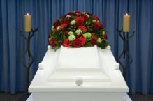 La chambre funéraire ou funérarium