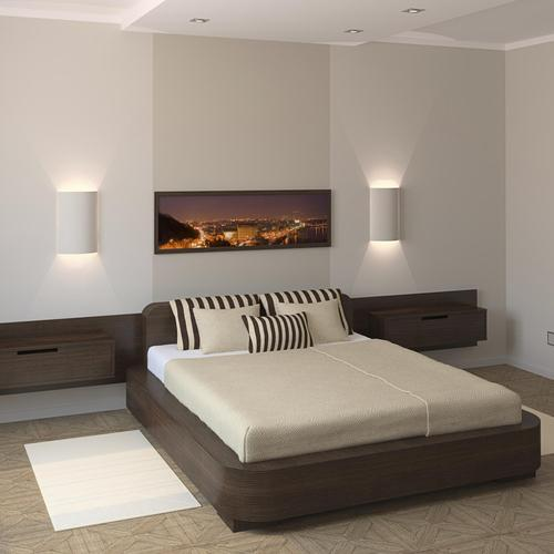 d coration chambre adulte id es d co ooreka. Black Bedroom Furniture Sets. Home Design Ideas
