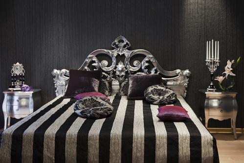 d coration gothique ooreka. Black Bedroom Furniture Sets. Home Design Ideas
