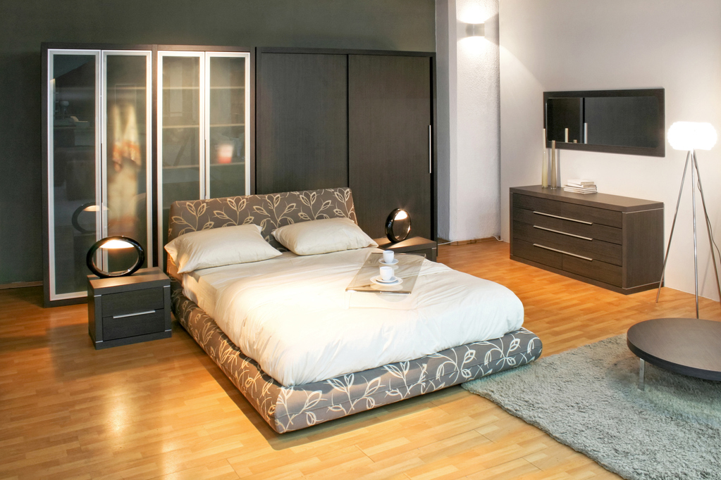 dressing derri re un lit principe et conseils d 39 am nagement ooreka. Black Bedroom Furniture Sets. Home Design Ideas