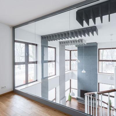 papier peint le sujet d crypt la loupe. Black Bedroom Furniture Sets. Home Design Ideas