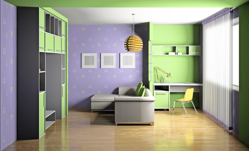d coration chambre vintage id es d co ooreka. Black Bedroom Furniture Sets. Home Design Ideas