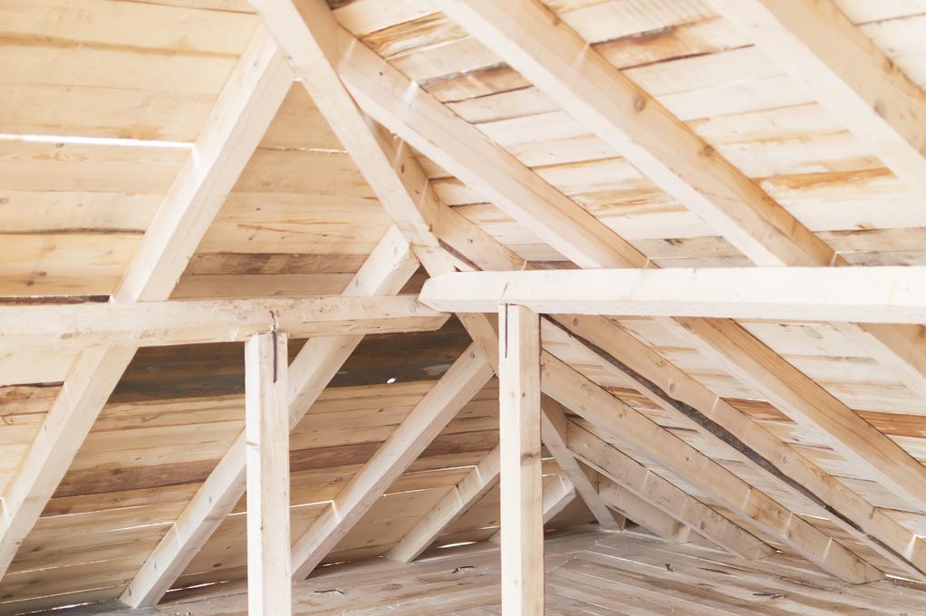 Poutre et poteau en bois utilisation essences ooreka for Constructeur de maison en bois poteau poutre