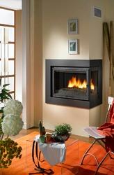 Chauffage cheminée