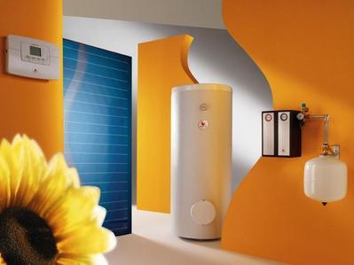 Chauffe-eau solaire HelioConcept