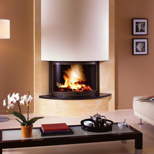 Habillage chemin e tout savoir sur l habillage de chemin e - Decoration hotte de cheminee ...