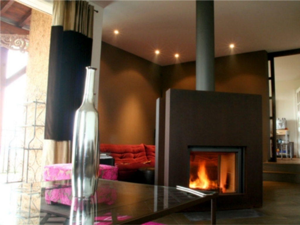 insert chemin e capucine. Black Bedroom Furniture Sets. Home Design Ideas