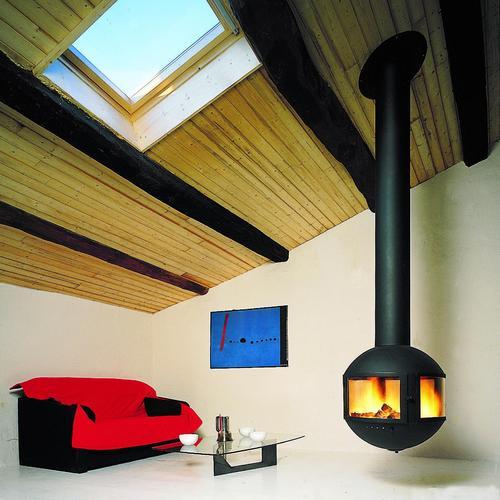 modele de cheminee conseils pour le choix d un mod le de chemin e. Black Bedroom Furniture Sets. Home Design Ideas