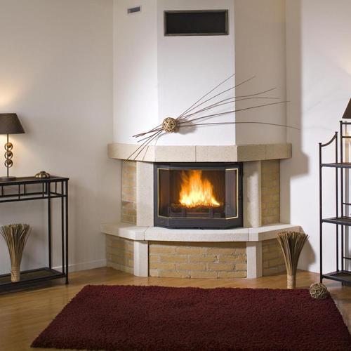 Cheminee bois a foyer ferm infos et conseils for Installer un foyer ferme dans une cheminee ouverte
