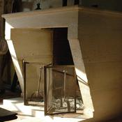 cheminée foyer ouvert