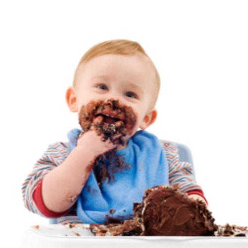 Enlever une tache de chocolat