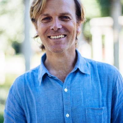 Photo de Christophe Poupinel, le fondateur