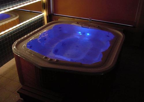 Chromoth rapie infos sur l utilisation de la lumi re dans un spa - Fonctionnement spa gonflable ...