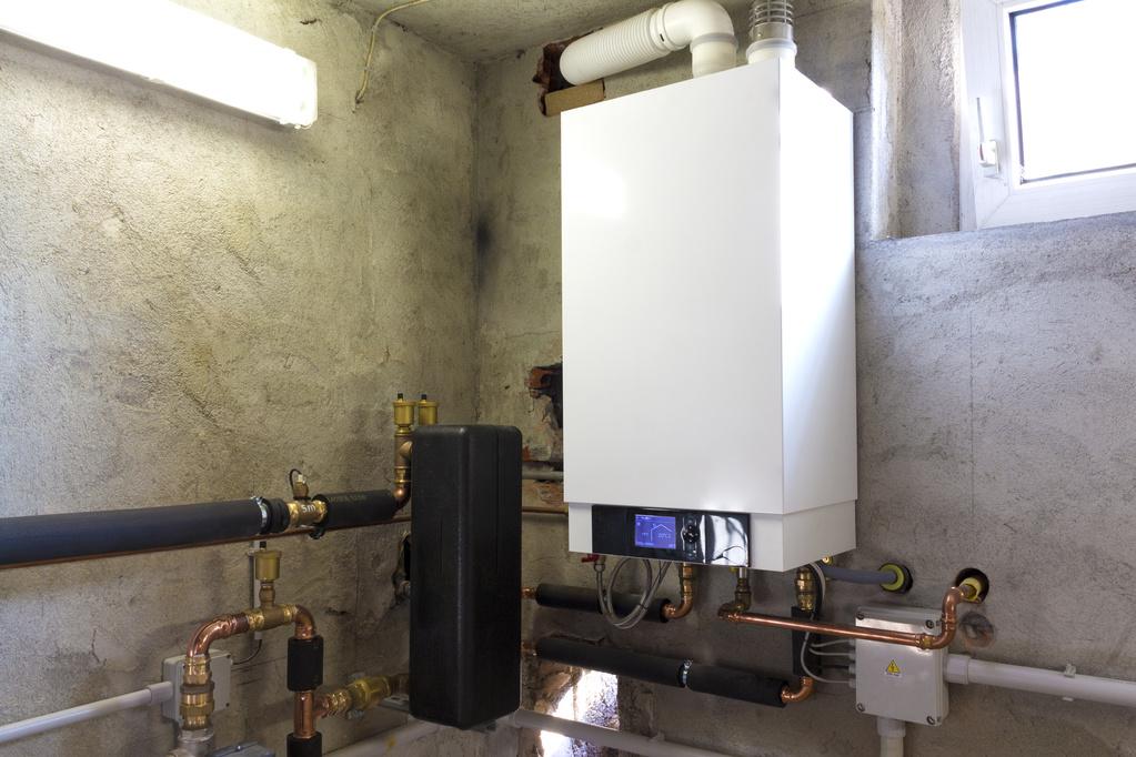 Chaudi re fioul condensation avantages et prix ooreka - Avantage chaudiere a condensation ...