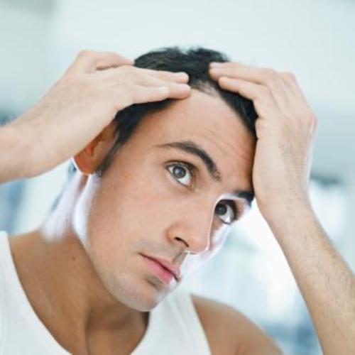 Traitement des cheveux blancs