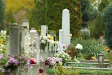 La sépulture