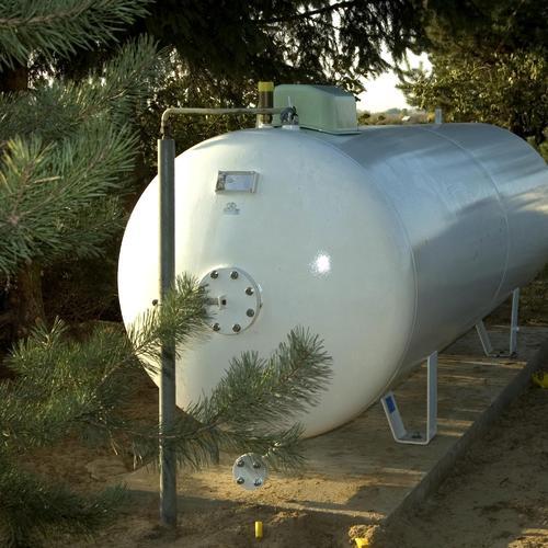 cuve de gaz installation gaz ooreka. Black Bedroom Furniture Sets. Home Design Ideas