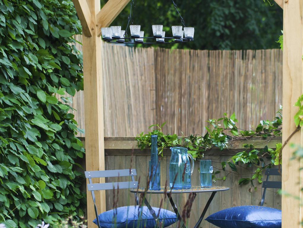 Modèle de clôture de terrasse  lequel choisir