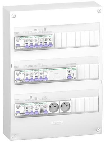 Coffret électrique 18 modules