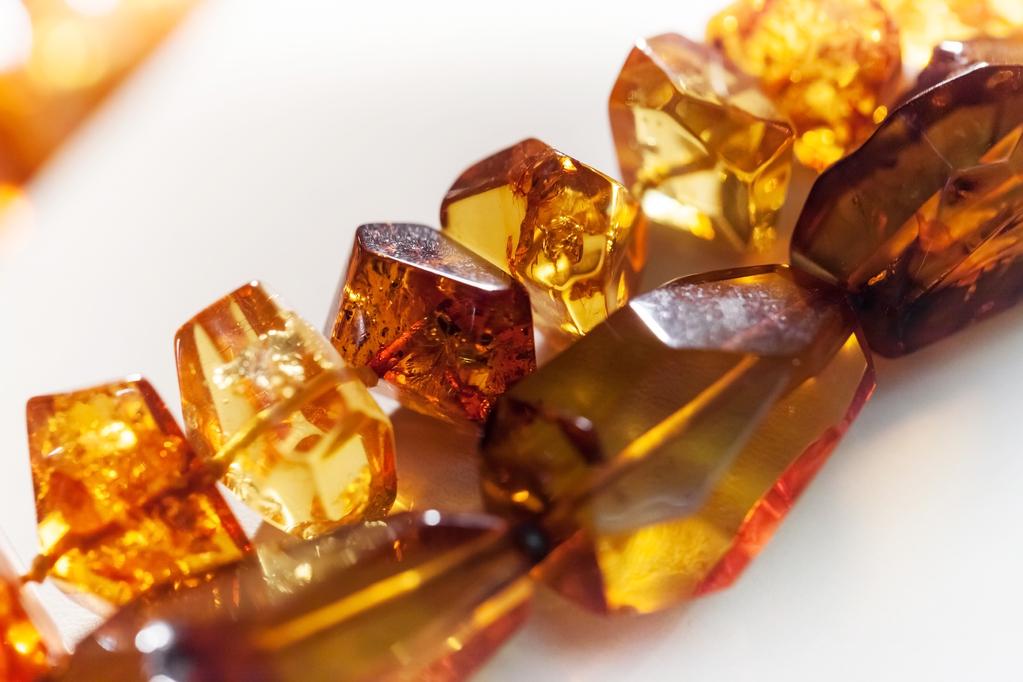 Acheter collier d'ambre