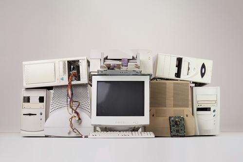 Un ordinateur et ses périphériques