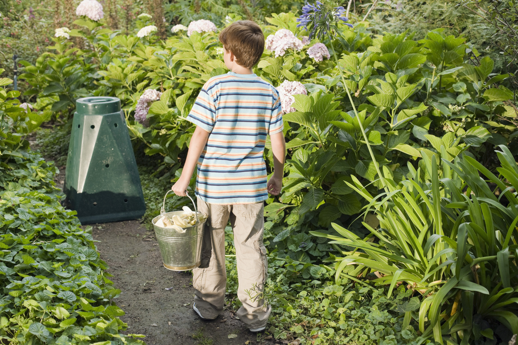 Composteur de jardin ooreka - Composteur de jardin ...
