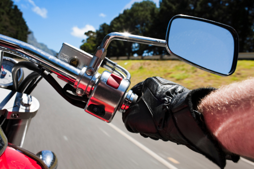 Conduire moto avec permis etranger
