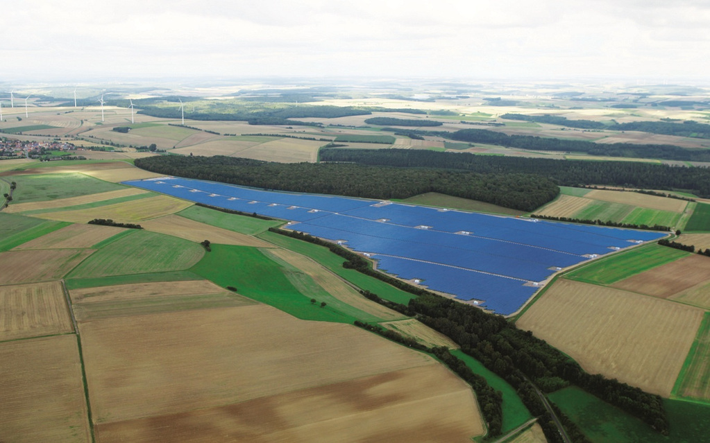 Électricité solaire photovoltaique