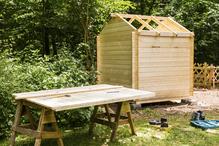 Abri de jardin monopente choix et prix ooreka for Comconstruire un abri de jardin en bois