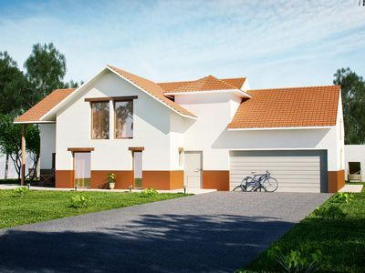 Construction de maison ooreka for Construire un garage contre une maison