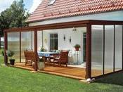pergola en kit la veranda facile installer. Black Bedroom Furniture Sets. Home Design Ideas
