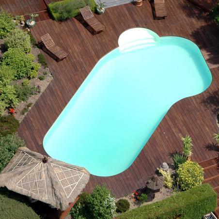 Piscine comparatif sur les mat riaux de piscines for Piscine bois comparatif