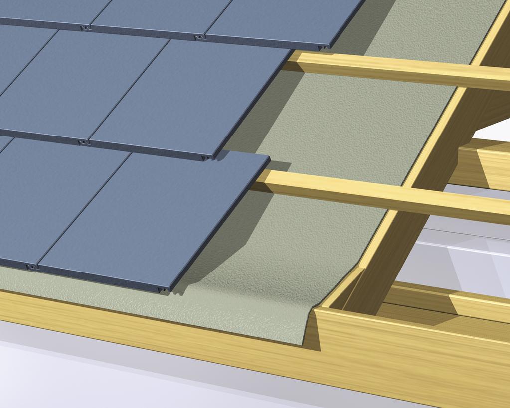 pare pluie toiture utilit et prix d 39 un pare pluie de toiture. Black Bedroom Furniture Sets. Home Design Ideas