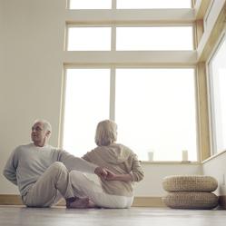 Yoga et senior