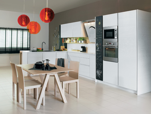 Style cuisine diff rents styles ooreka for Style de cuisine design